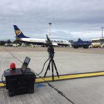 Portable system - aircraft security